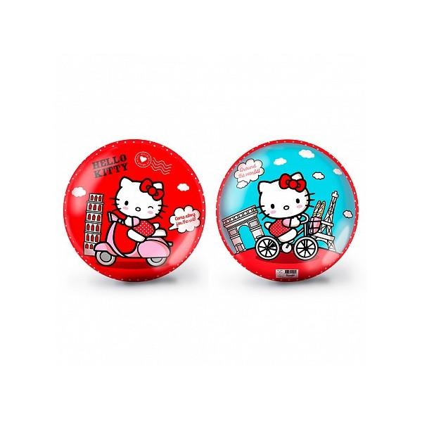Купить Мяч ЯиГрушка Hello Kitty-2, 23 см, Детские мячи