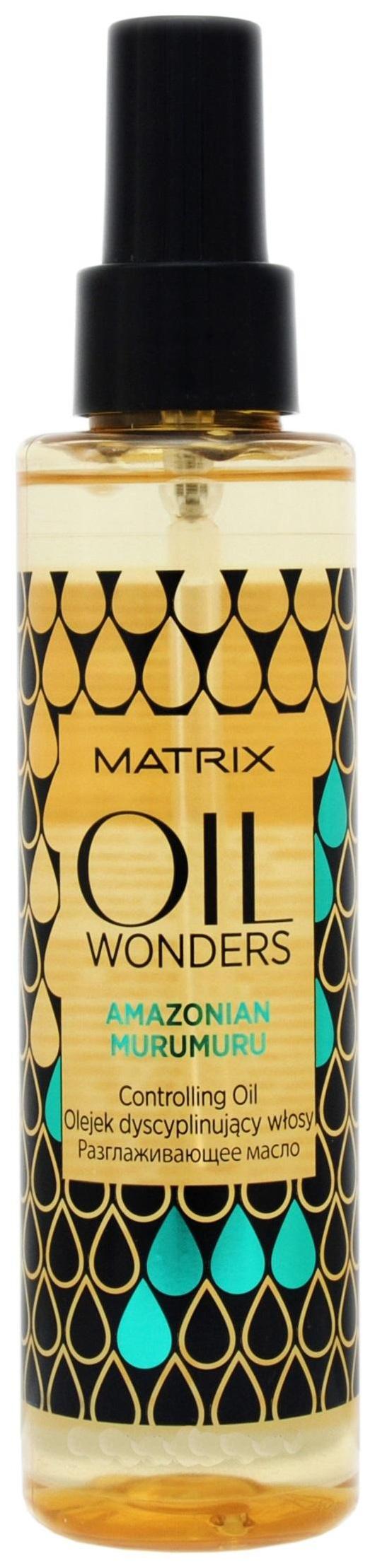 Масло для волос Matrix Oil Wonders Amazonian Murumuru 125 мл