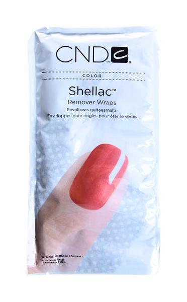 Очищающее средство для ногтей CND Shellac Remover