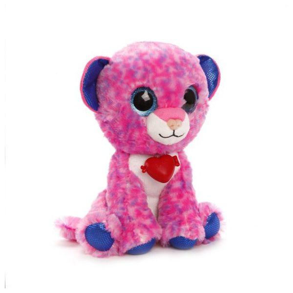 Мягкая игрушка Fancy Глазастик Леопард, Мягкие игрушки животные  - купить со скидкой