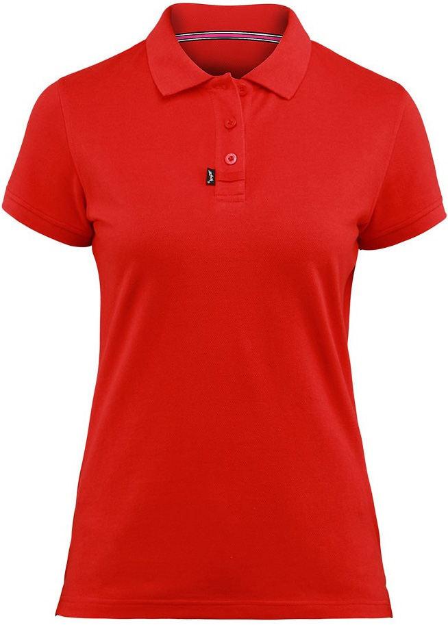 Поло ZHIK 19 Cotton Polo S/S (Women) M Red Cotton Polo S/S по цене 6 080