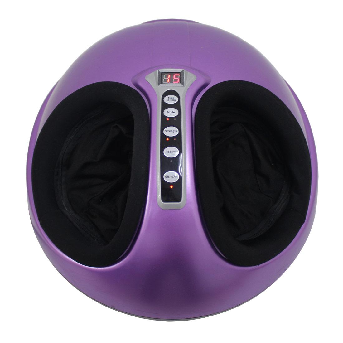 Массажер для ног Gess Bolide Purple фото