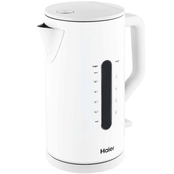 Чайник электрический Haier HK 600 White