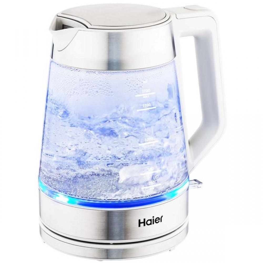 Чайник электрический Haier HK-500 Silver