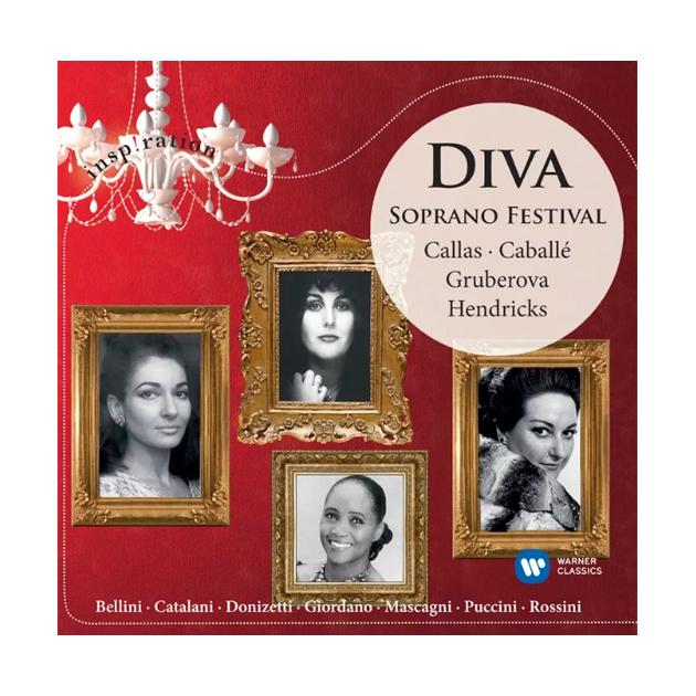 Various Artists. Diva: Soprano Festival