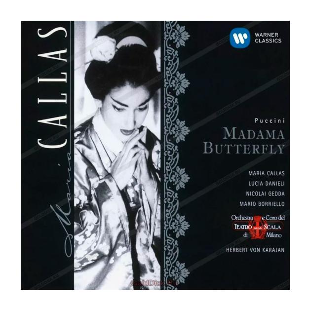 Maria Callas. Madama Butterfly Медиа
