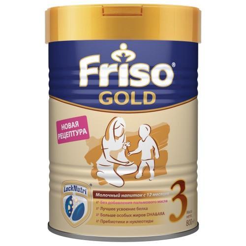 Молочная смесь Friso Gold 3 LockNutri