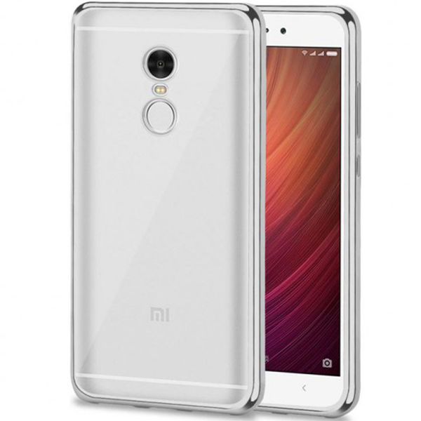 Чехол Epik для Xiaomi Redmi Note 4X / Redmi Note 4 (SD) Silver