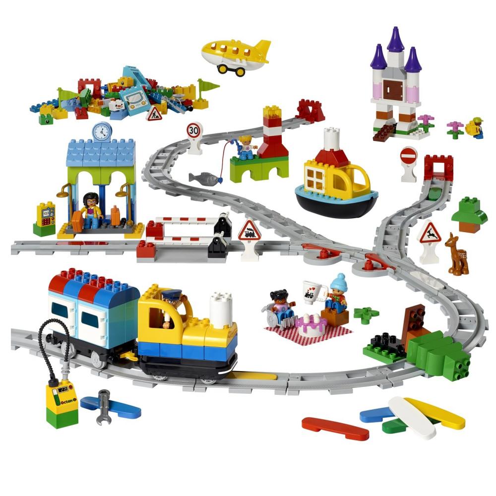 Купить Конструктор LEGO 45025 Экспресс Юный Программист, LEGO Education, LEGO для девочек