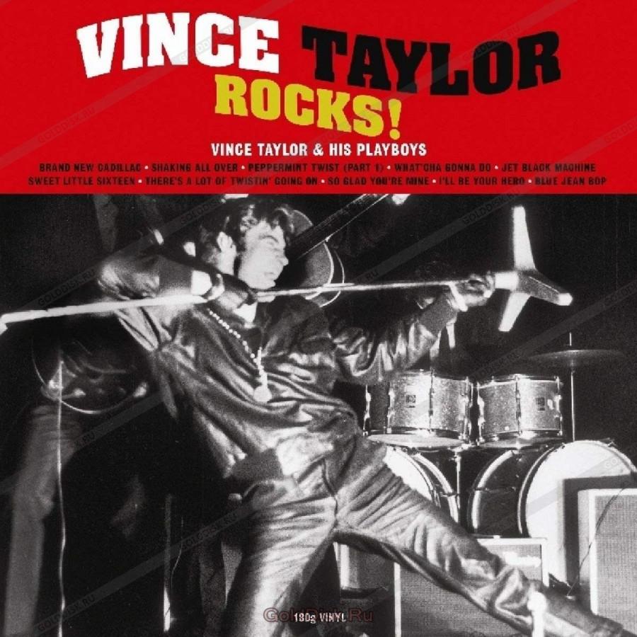Vince Taylor. Vince Taylor Rocks!