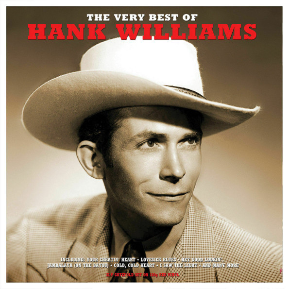 Hank Williams. The Very Best Of