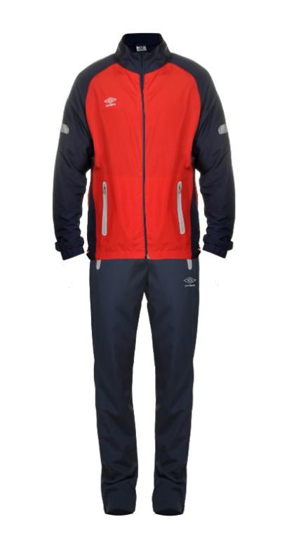 Костюм спортивный текстильный Umbro,TYRO WOVEN SUIT, размер