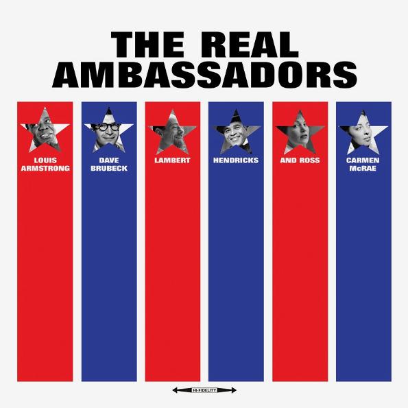 Various Artists. The Real Ambassadors