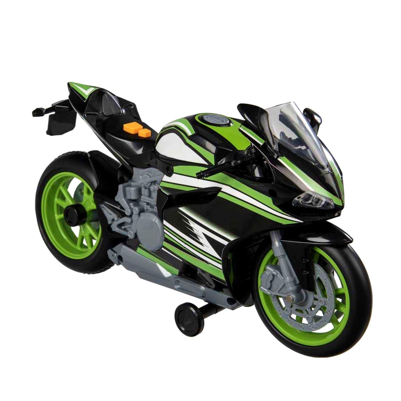 Мотоцикл Teamsterz Street Starz, черный