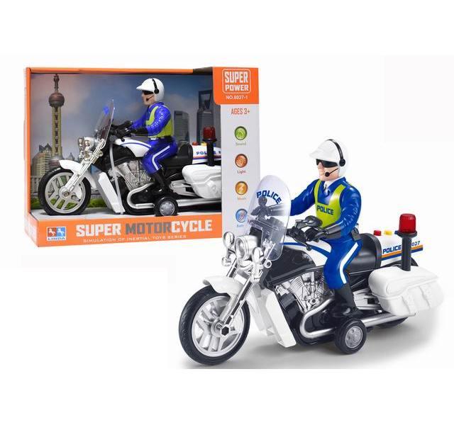 Мотоцикл инерционный Veld Co.