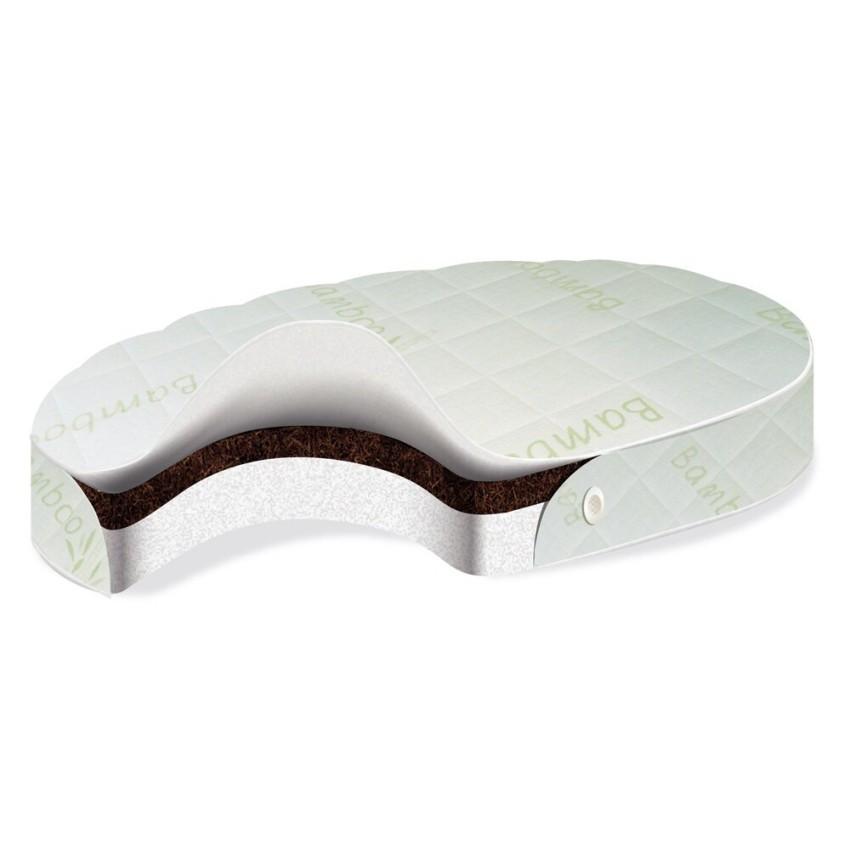 Купить Детский матрас Baby Sleep Nido Magia Form Bamboo, 175х75 см, BabySleep, Детские матрасы