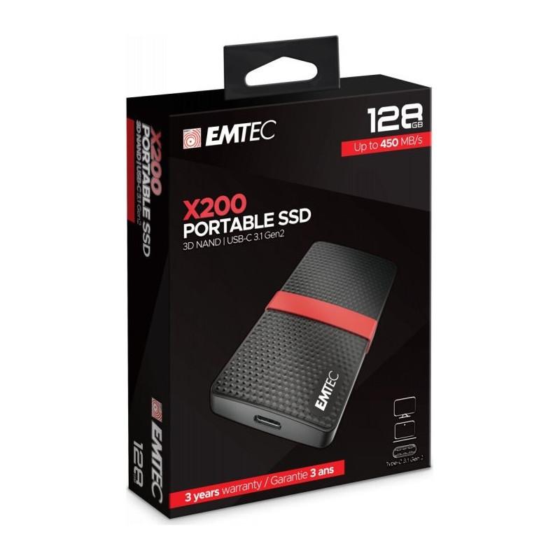 Внешний SSD диск EMTEC 512GB (ECSSD512GX200)