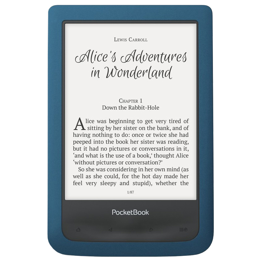 Электронная книга PocketBook 641 Blue