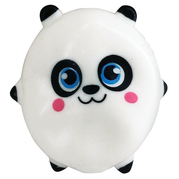 Купить Мякиш-антистресс Bondibon Липучка-тянучка Панда, Мягкие игрушки антистресс