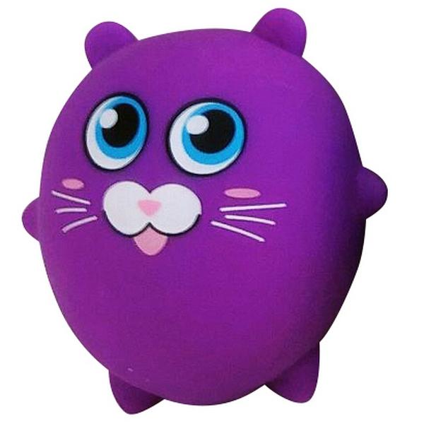 Купить Мякиш-антистресс Bondibon Мялка-кидалка Киса, Мягкие игрушки антистресс