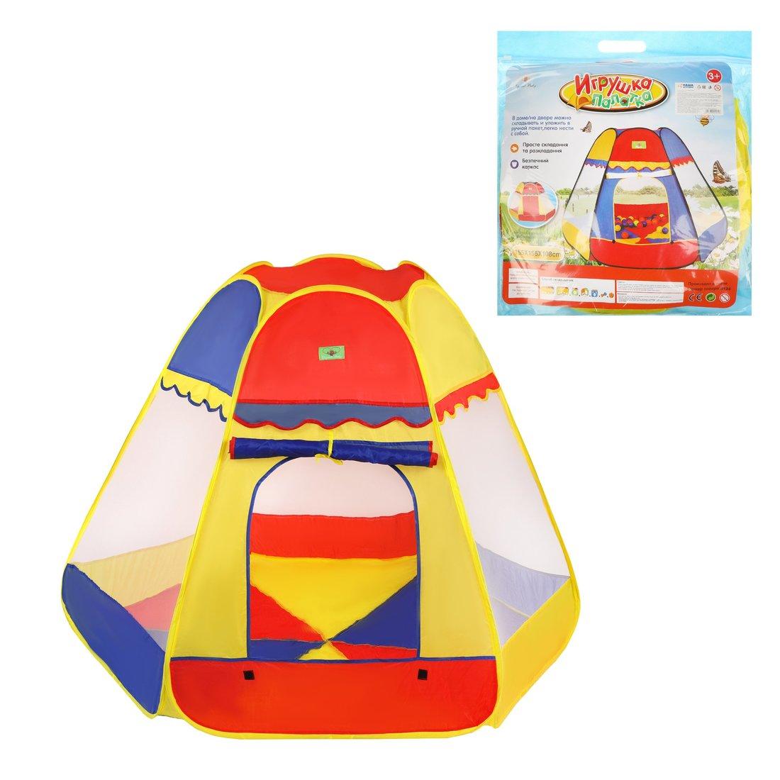 Палатка Игровая Elegant Baby 155 Х