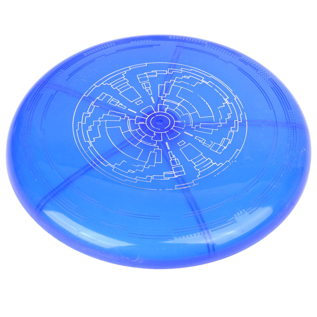 Летающая тарелка Veld Co. светящаяся