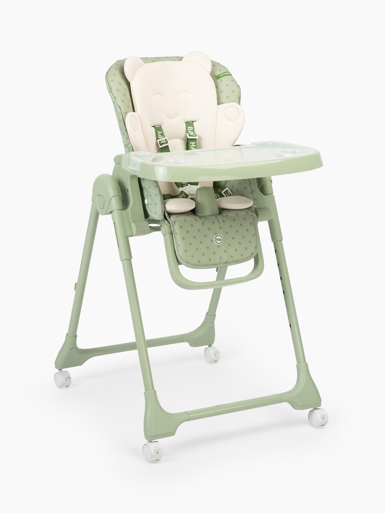 Стул для кормления Happy Baby William Pro grass
