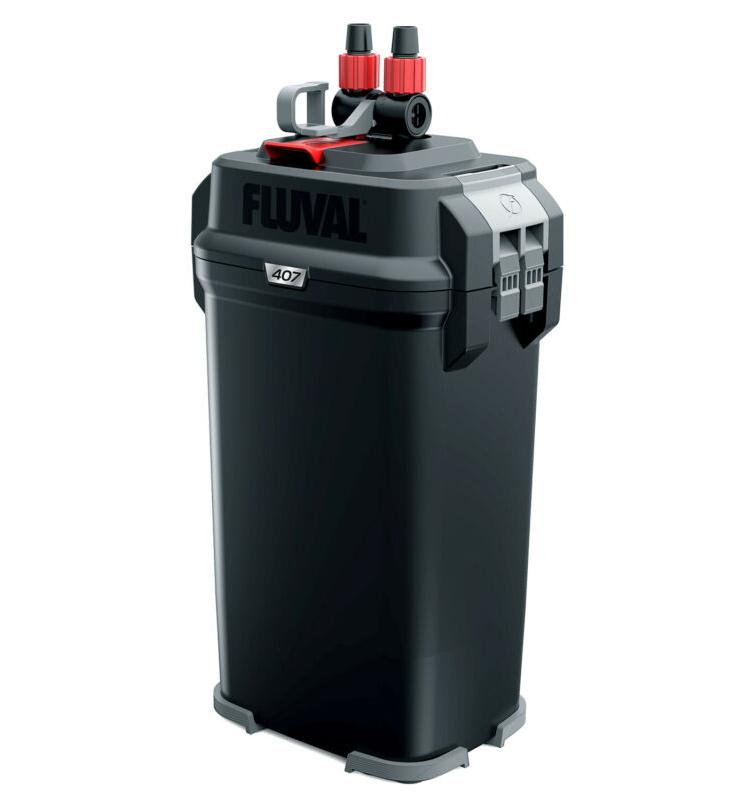 Канистровый внешний фильтр Fluval 407