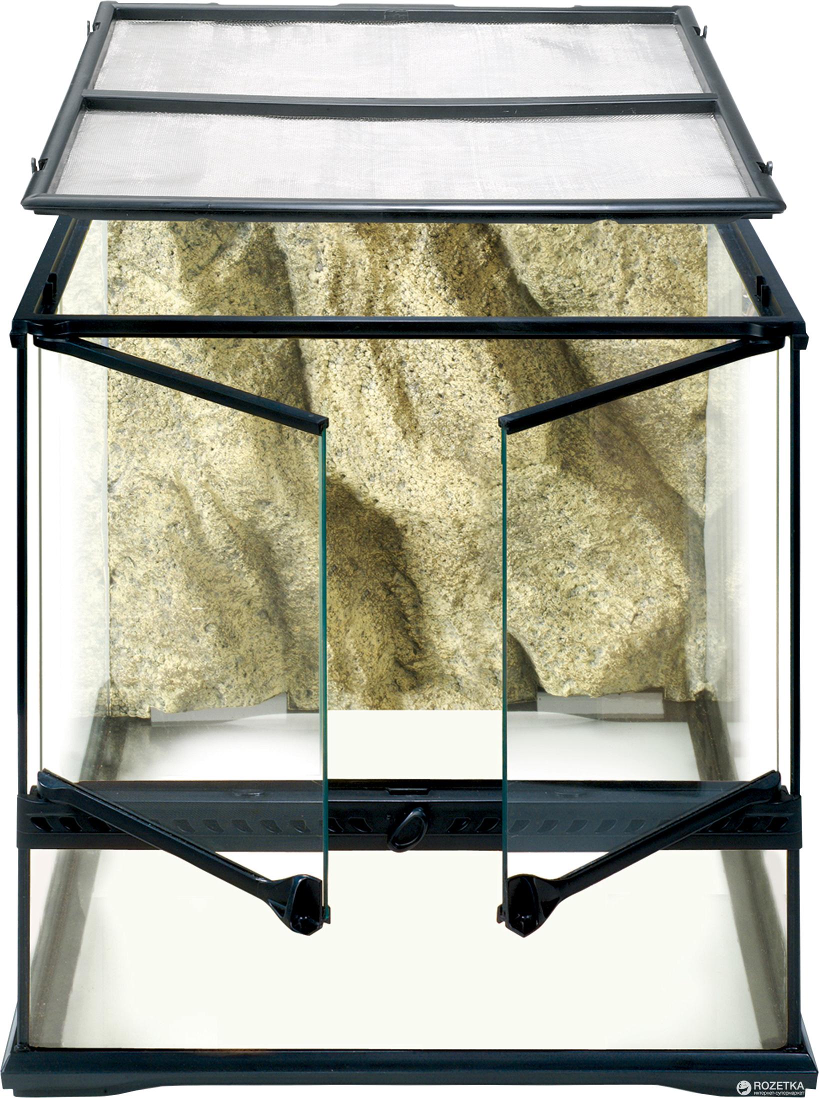 Террариум из силикатного стекла, 45 x