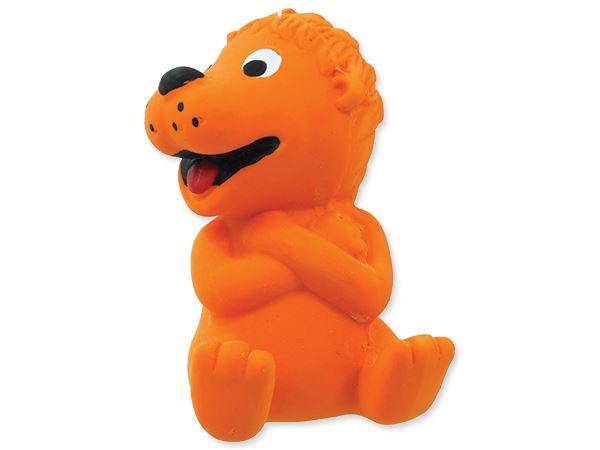 Игрушка для собак латексная звери микс 7-9 см