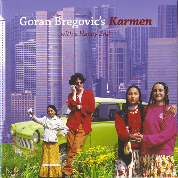 Bregovic Goran Karmen