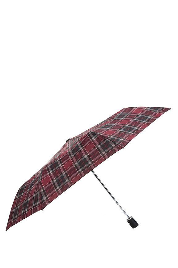 Зонт женский Doppler 730168 бордовый