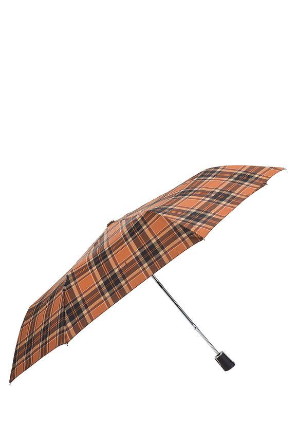 Зонт женский Doppler 730168 коричневый