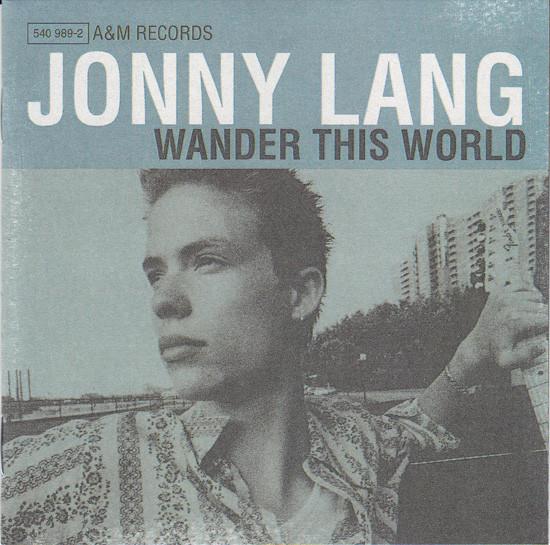 Lang Jonny Wander This World