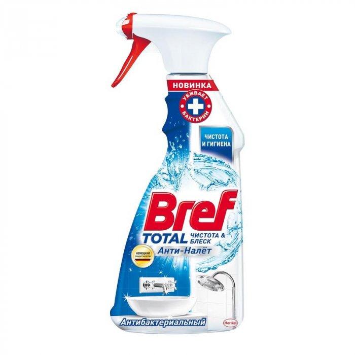 Средство чистящее Bref Анти Налет антибактериальный 500мл