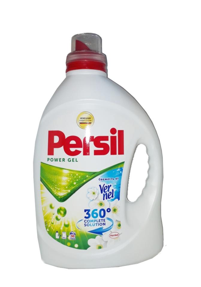 Гель для стирки Persil Power Gel Свежесть от Vernel 1.3л