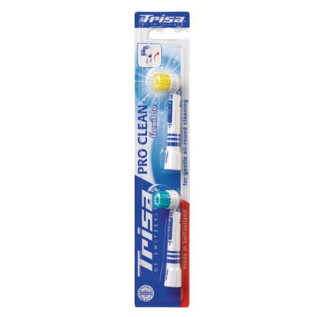 Насадка для электрической зубной щетки Trisa 659215