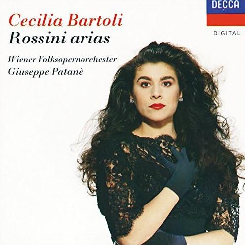 Bartoli Cecilia Rossini: Arias