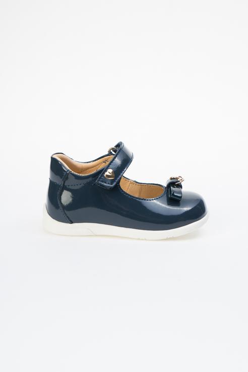 Туфли Зебра цв. синий р.26