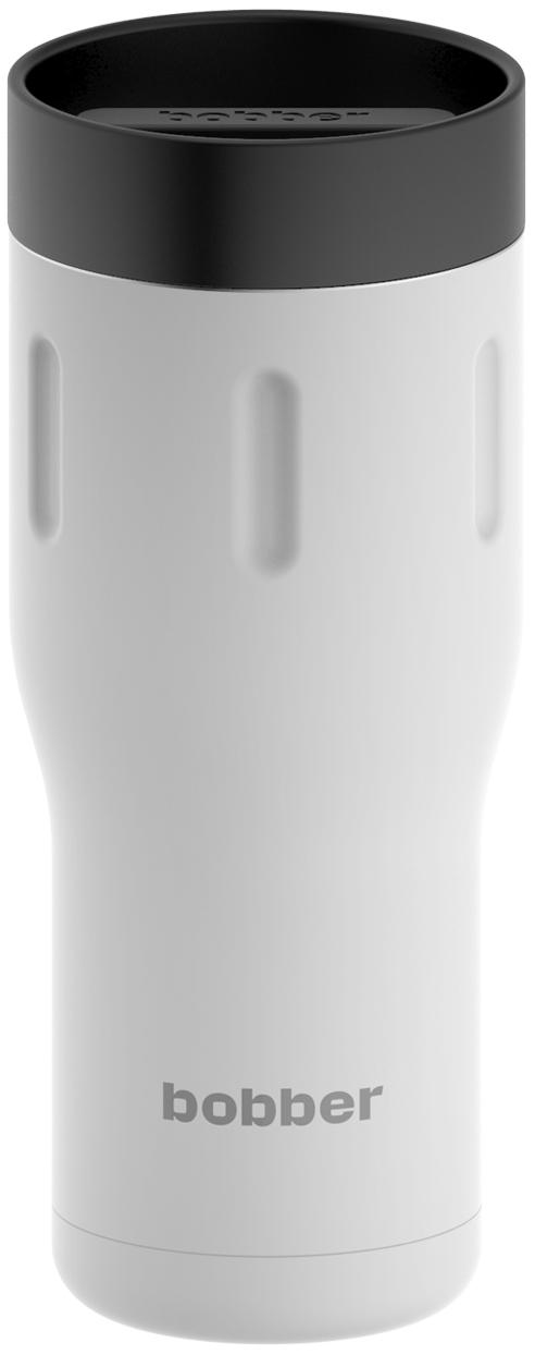 Фото - Термокружка Bobber Tumbler 0,47 л белая Tumbler