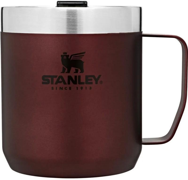 Фото - Термокружка Stanley Classic 0,35 л красная Classic