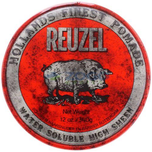 Помада для фиксации волос Reuzel Hog красная