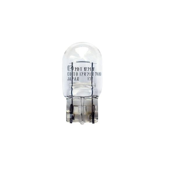 Koito 1881 Лампа накаливания безцокольная W21W