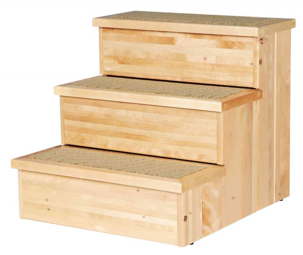Лесенка для собак TRIXIE деревянная, 40