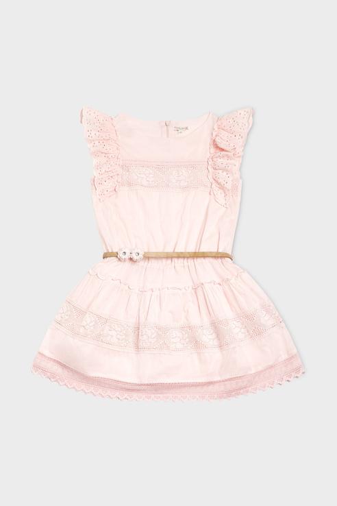 Платье детское Original Marines цв. розовый р.128 AVP3113F1