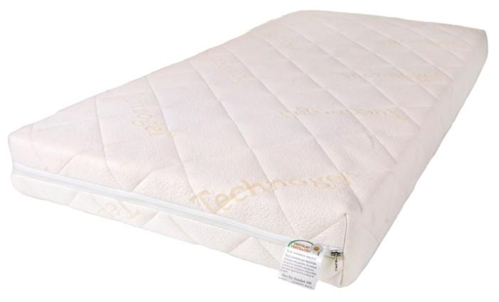 Купить Детский матрас Baby Sleep класс Люкс, Technogel Form, 125х65 см, BabySleep, Детские ортопедические матрасы