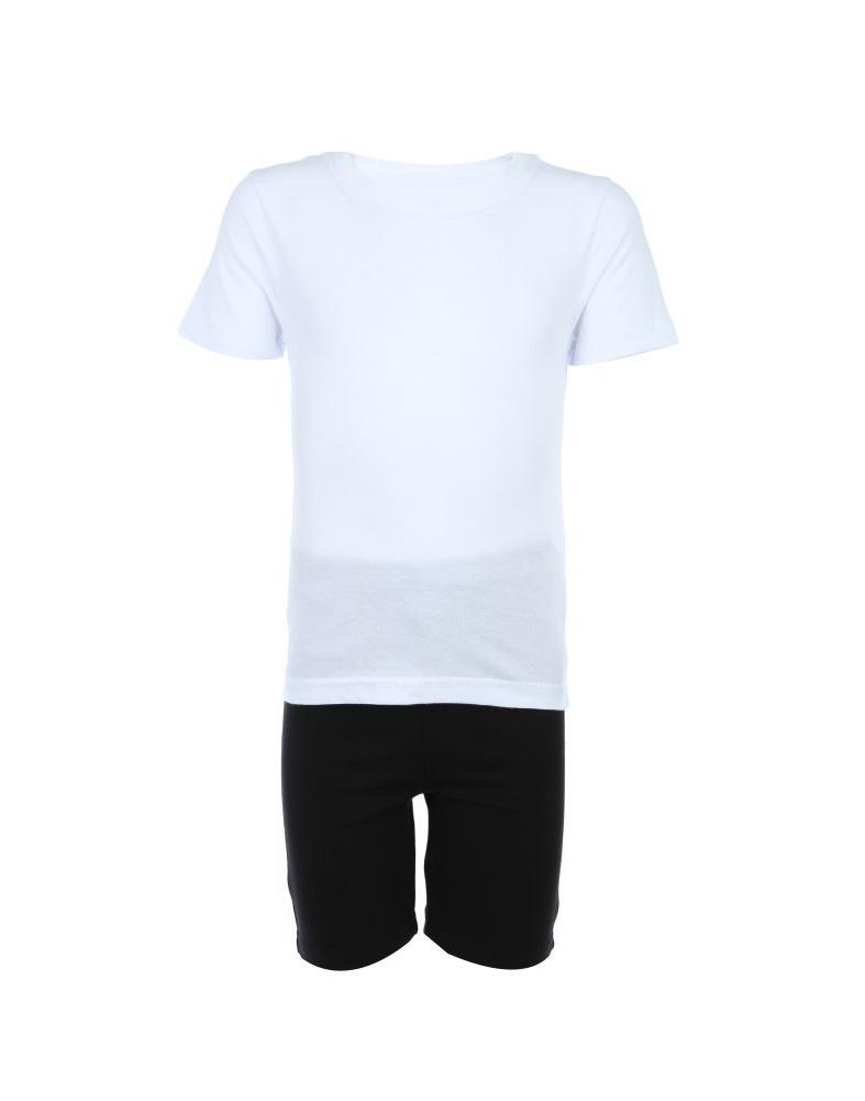 Купить 489938/ПКШ048001, Комплект 2 предмета Апрель Черный р.104, Спортивные костюмы для мальчиков