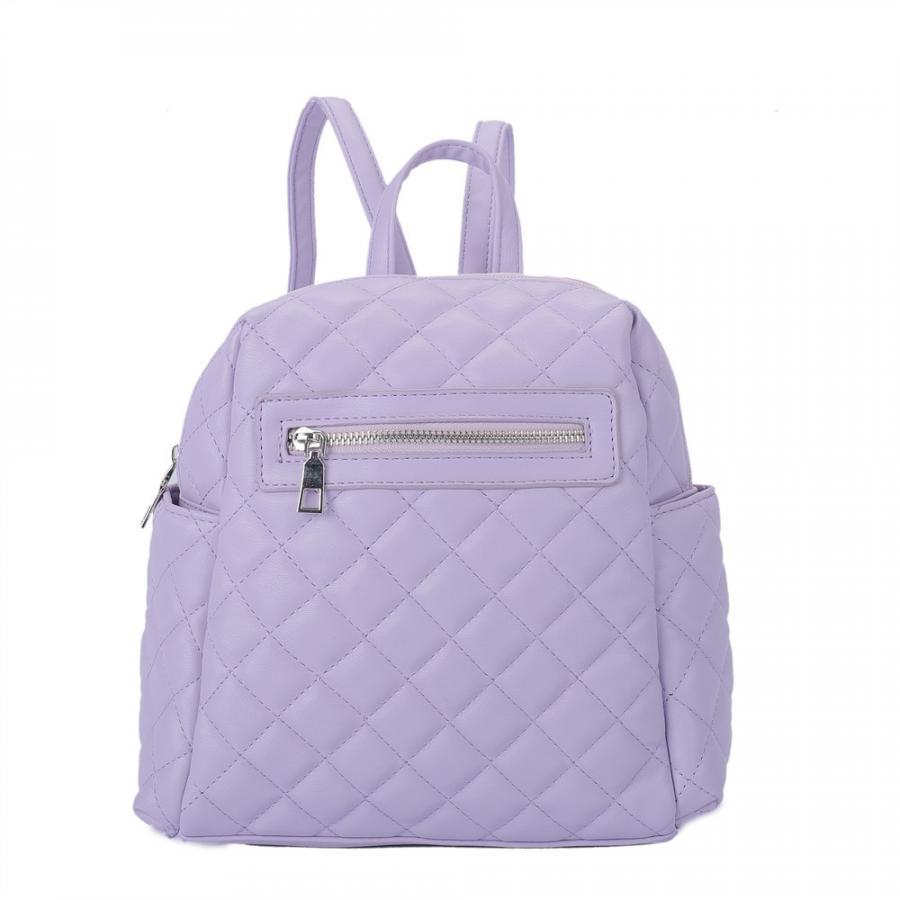 Рюкзак женский OrsOro DS-0093 сиреневый фото