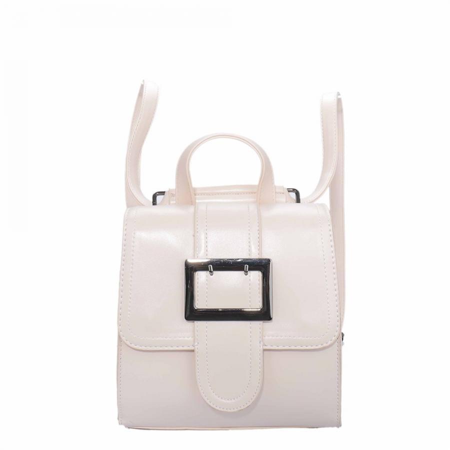 Рюкзак женский OrsOro DS-0037 молочный фото