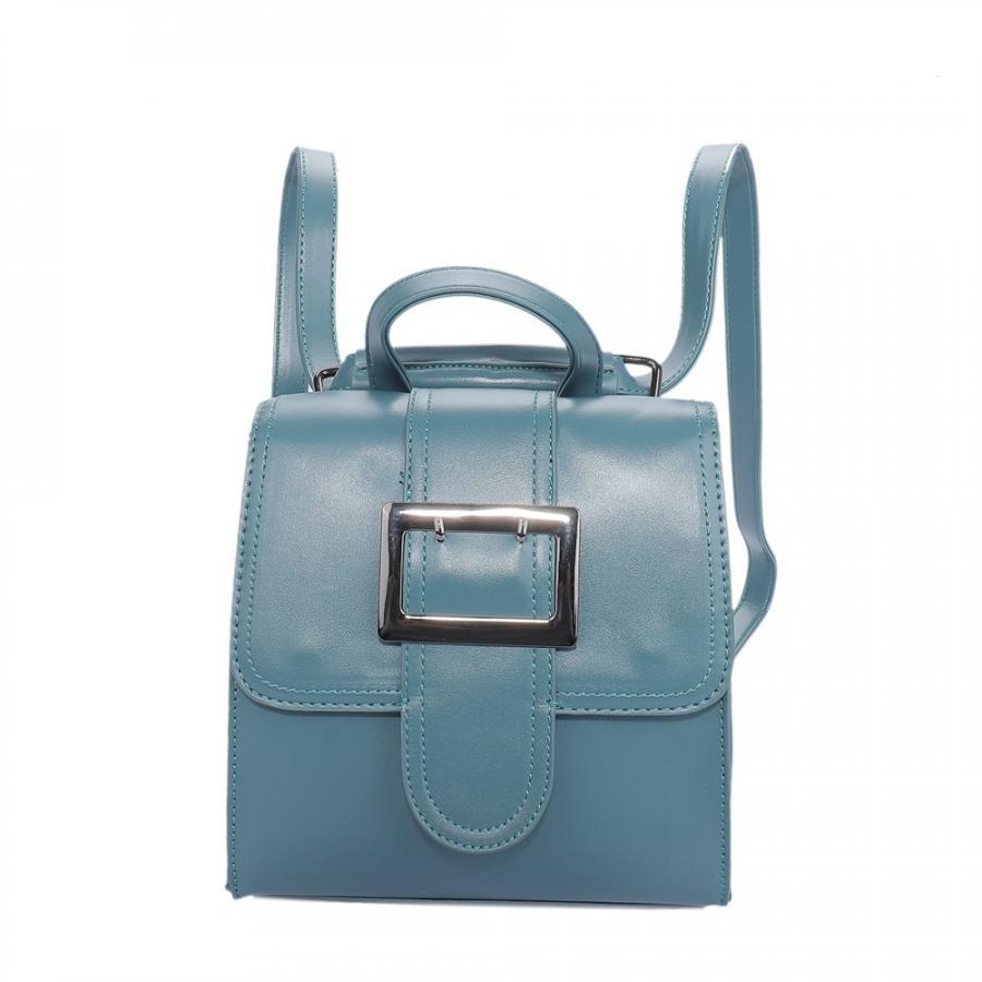 Рюкзак женский OrsOro DS-0037 зеленый фото